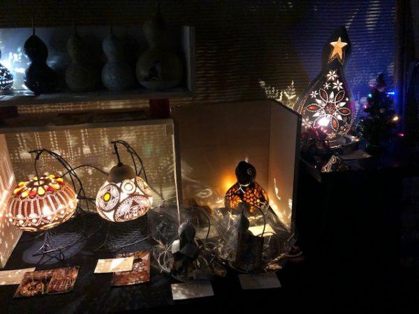 ぎゃらりー遊のクリスマスマルシェ開催中ですサムネイル