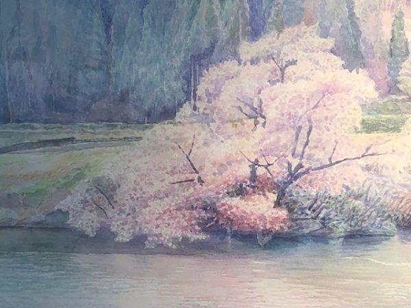 それでも、桜咲いて『齊藤光晴展』開催中サムネイル