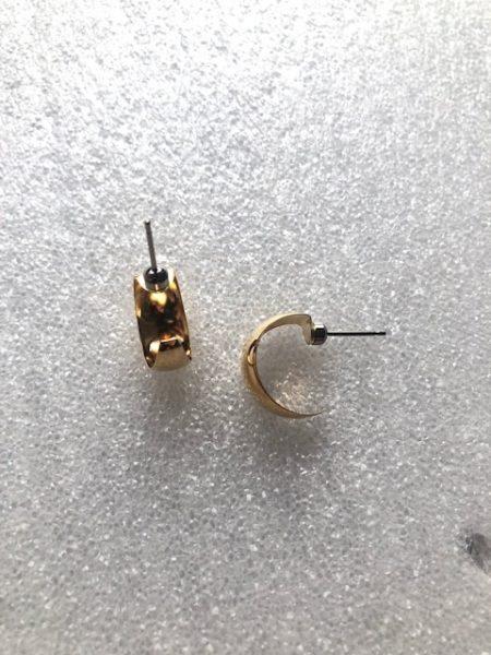 FDAピアス 18金G型/16mm X 幅7.5mm FDA-083